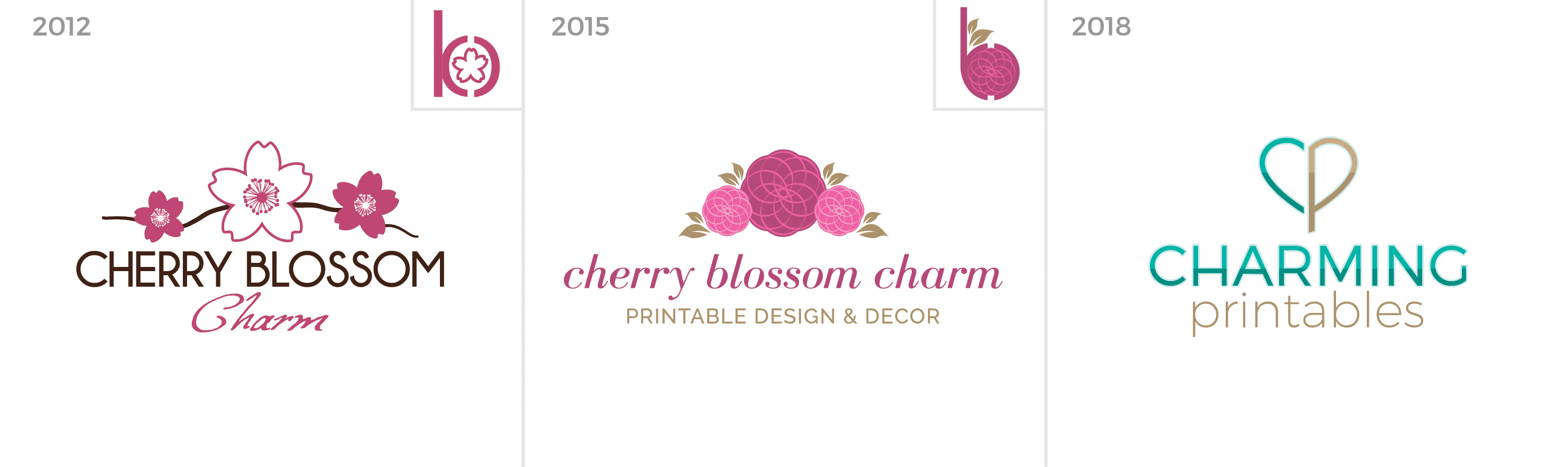 Cherry Blossom Charm to Charming Printables